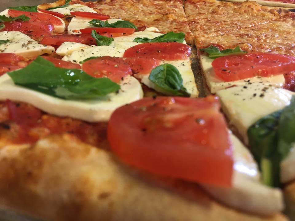 customized pizzas